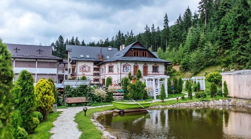 """Изображение отеля """"Отель Ведмежий Двир"""" #4"""