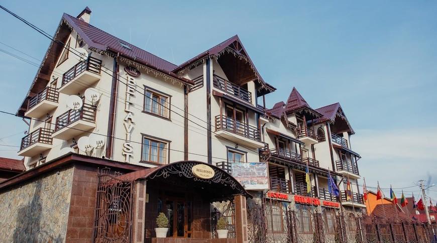 """Изображение готелю """"Hotel Bellavista & Spa"""" #1"""