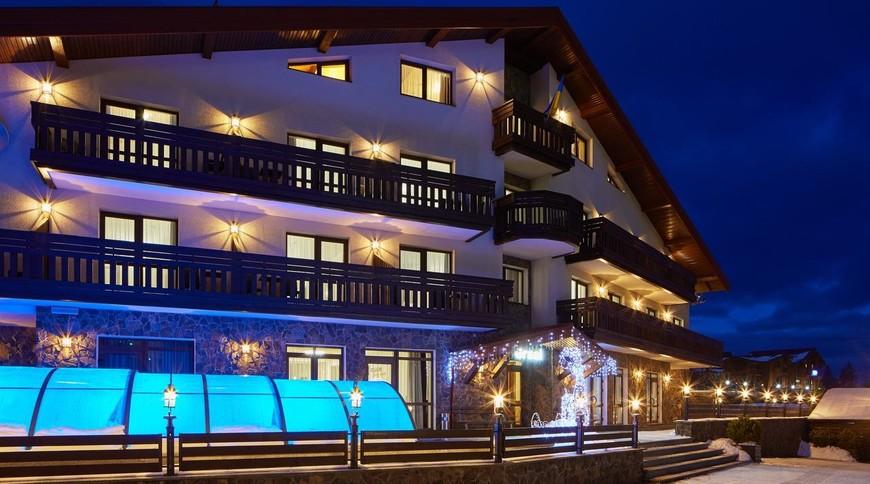 """Изображение готелю """"Graal resort"""" #1"""