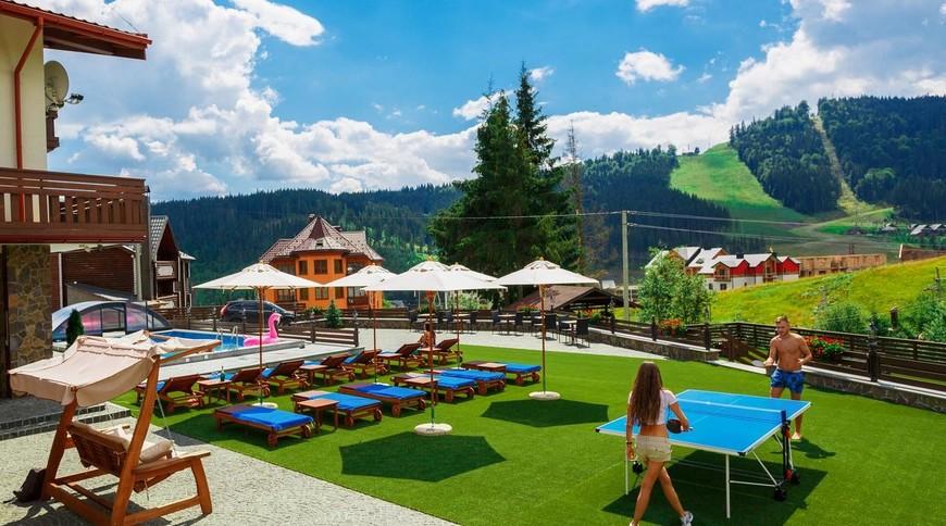 """Изображение отеля """"Graal resort"""" #2"""