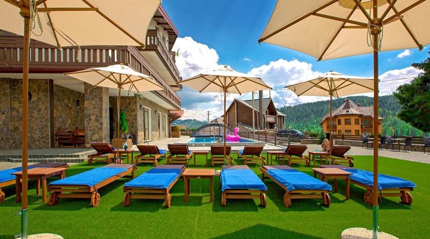 """Изображение отеля """"Graal resort"""" #3"""