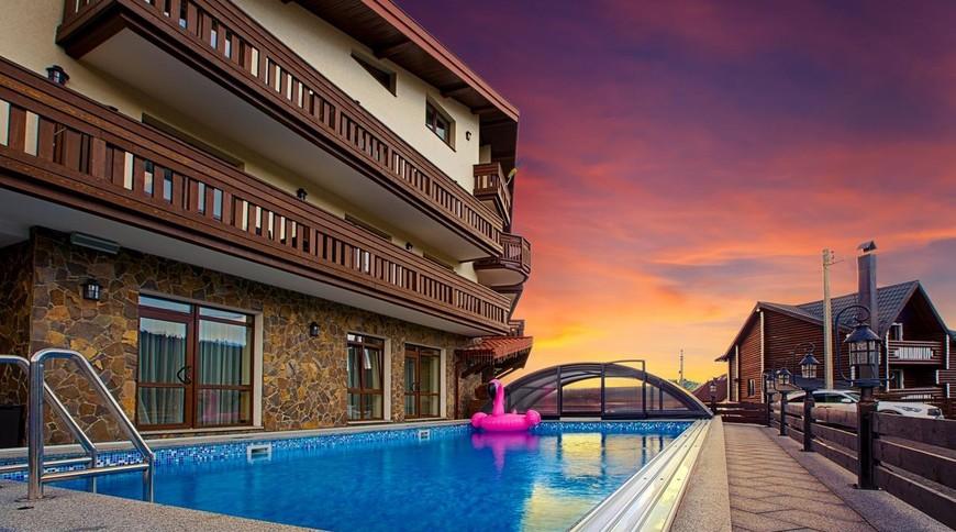 """Изображение отеля """"Graal resort"""" #7"""
