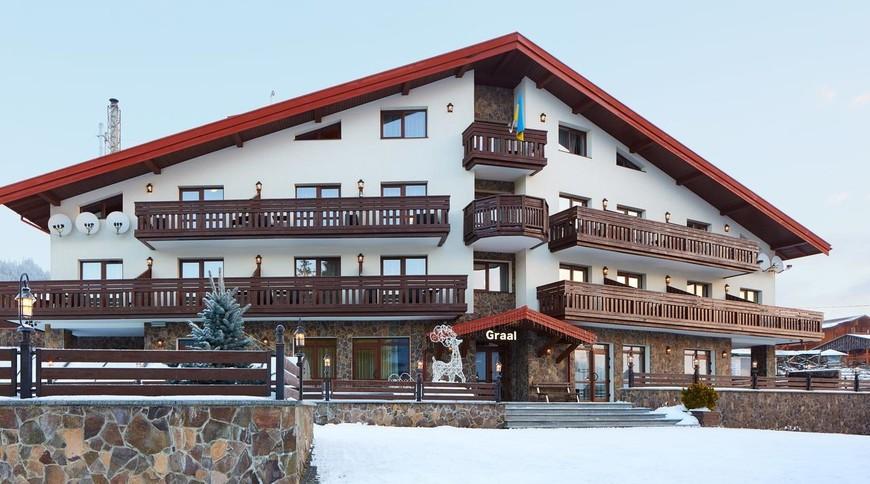 """Изображение отеля """"Graal resort"""" #11"""