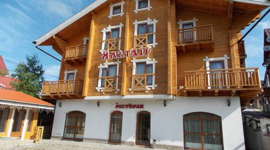 """Изображение отеля """"Altair Hotel"""" #1"""