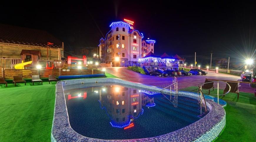 """Изображение отеля """"Горный Кристал"""" #1"""