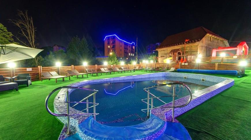 """Изображение отеля """"Горный Кристал"""" #10"""