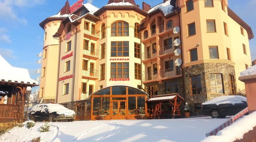 """Изображение отеля """"Горный Кристал"""" #11"""
