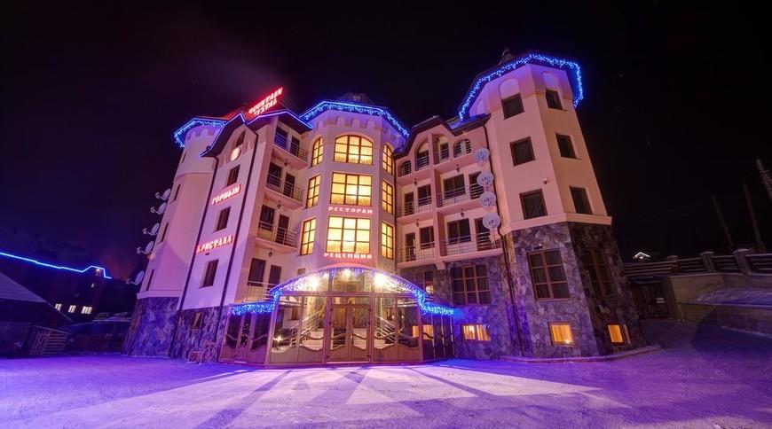 """Изображение отеля """"Горный Кристал"""" #12"""