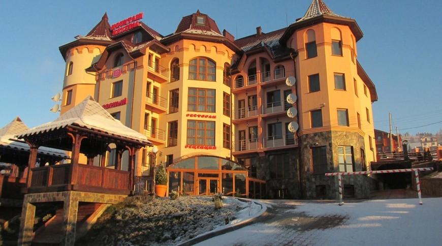 """Изображение отеля """"Горный Кристал"""" #13"""