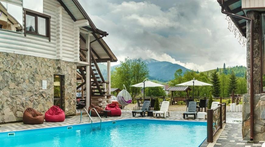 """Изображение отеля """"Whiteberry hotel"""" #6"""