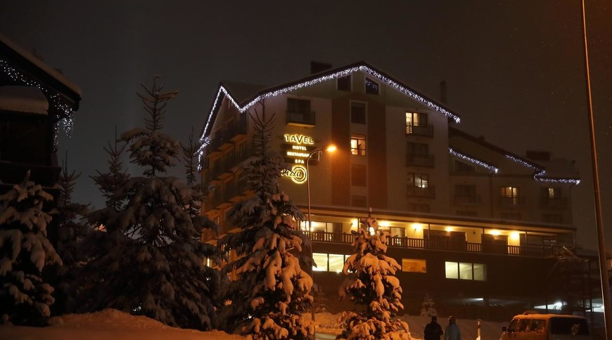 """Изображение отеля """"Tavel Hotel & SPA"""" #4"""