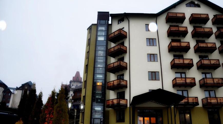 """Изображение отеля """"Grofa Room"""" #1"""