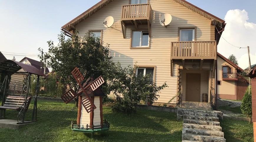 """Изображение гостевого дома """"Вишня Світанок"""" #1"""