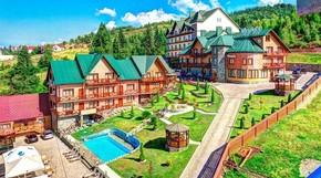 Отель Подгорье