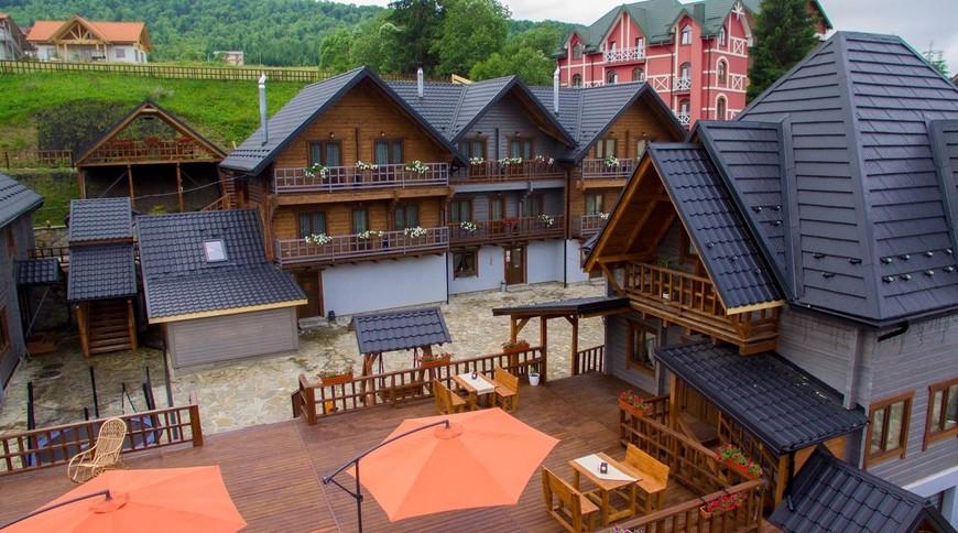 """Изображение отеля """"Family Hotel Каскад"""" #1"""