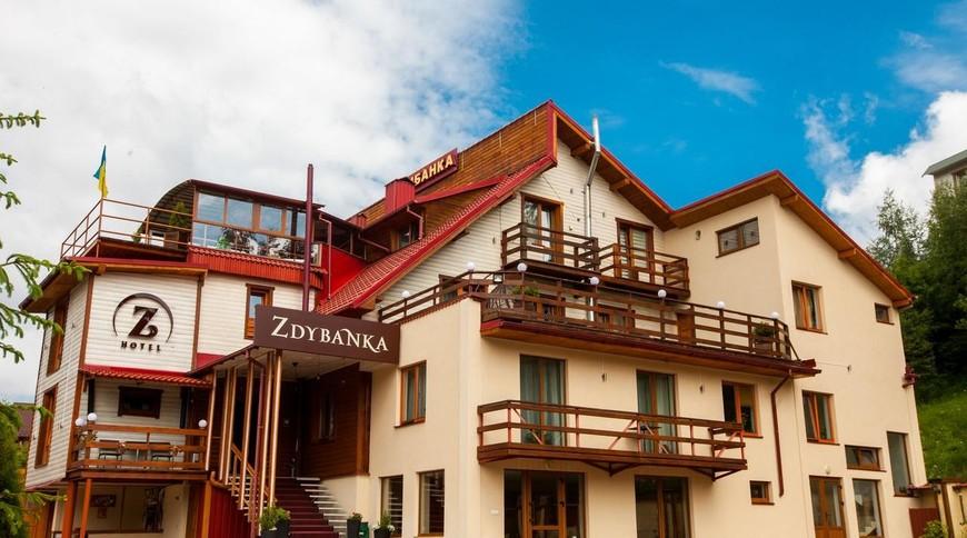 """Изображение отеля """"Здыбанка"""" #1"""