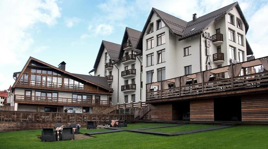 """Изображение гостиницы """"Villa Blanc"""" #1"""