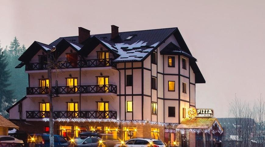 """Изображение отеля """"Monysto"""" #1"""