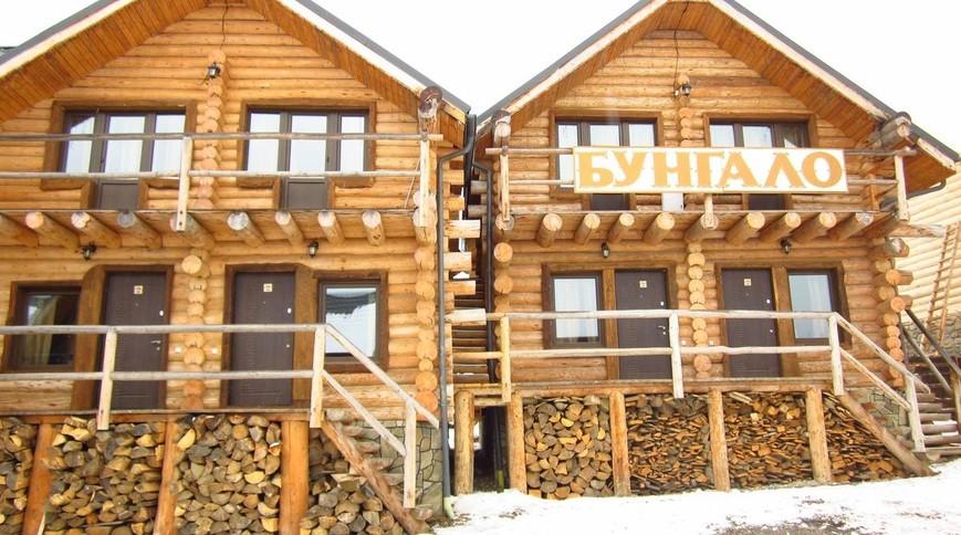 """Изображение готелю """"Eco Hotel Bungalo"""" #1"""