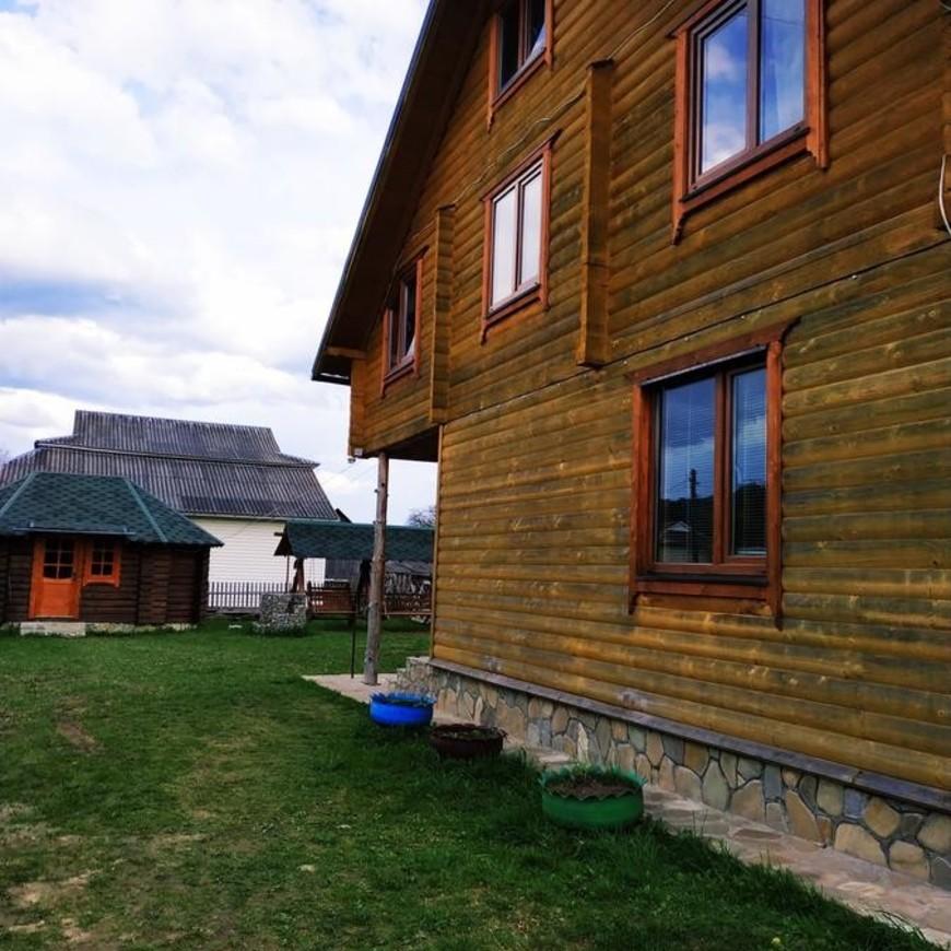 """Изображение гостьового будинку """"Karpatskyi Teremok"""" #1"""