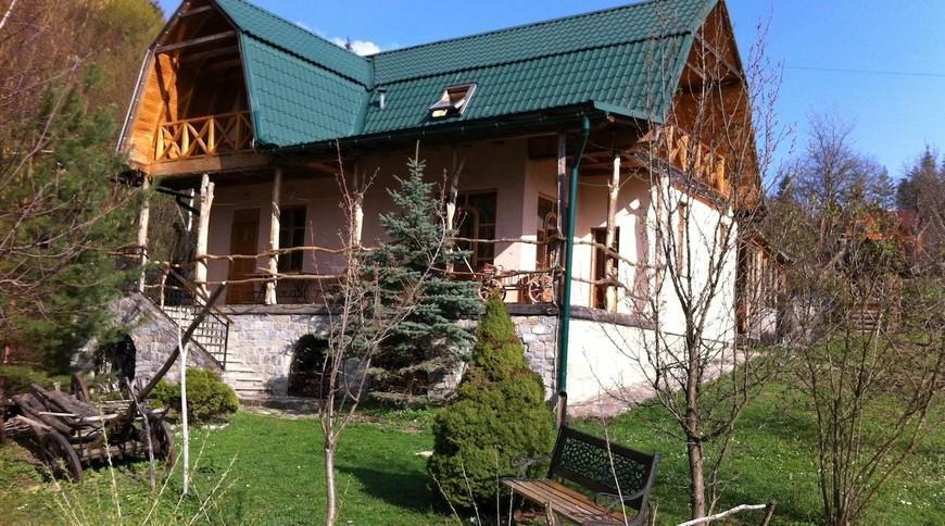 """Изображение гостевого дома """"Сикитура"""" #1"""