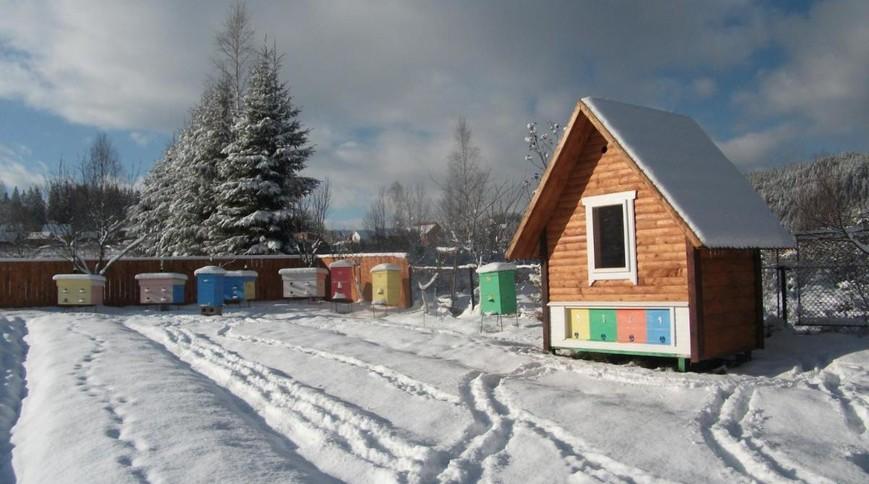 """Изображение гостевого дома """"Karpatskyi Gomin"""" #1"""