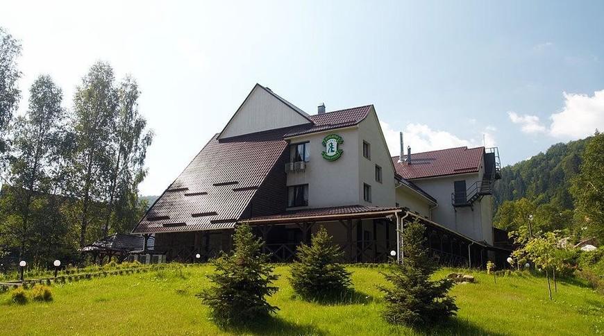 """Изображение отеля """"Яремче"""" #1"""