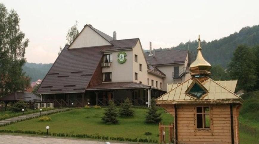 """Изображение отеля """"Яремче"""" #7"""