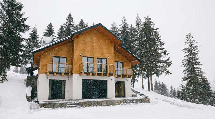 """Изображение базы отдыха """"Gogodz Chalet Resort"""" #1"""