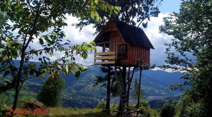 """Изображение гостевого дома """"Rakhiv Plai"""" #1"""