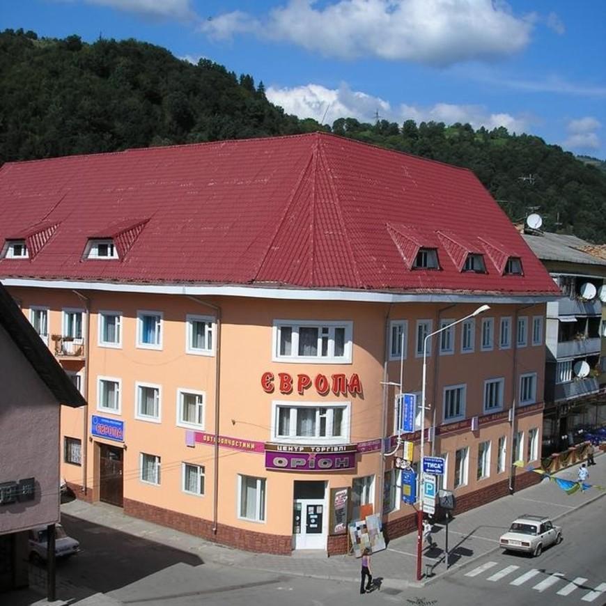 """Изображение отеля """"Европа"""" #1"""
