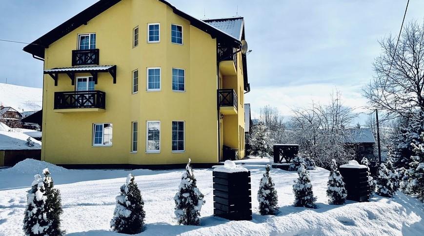 """Изображение готелю """"Arnika"""" #1"""
