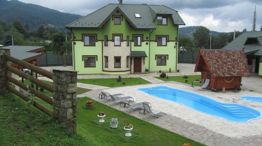 """Изображение апартаментов """"Emerald House"""" #1"""