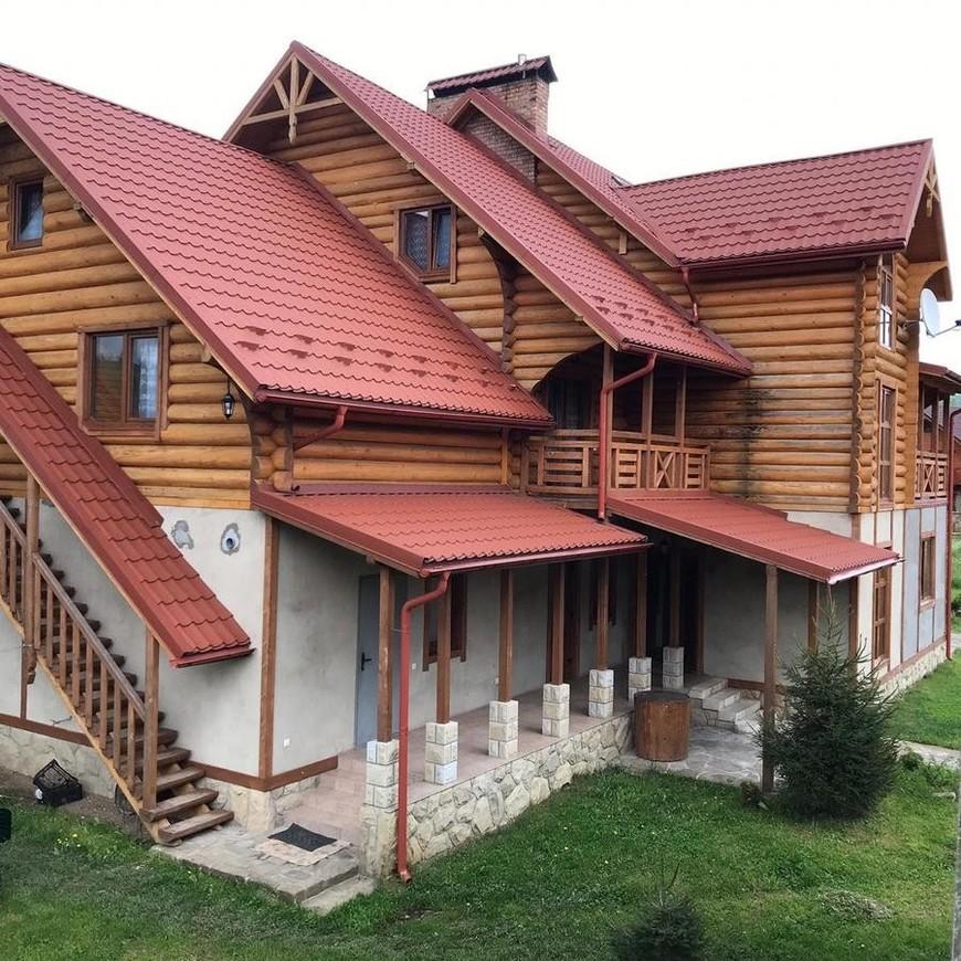 """Изображение отеля """"В ТАУН"""" #1"""