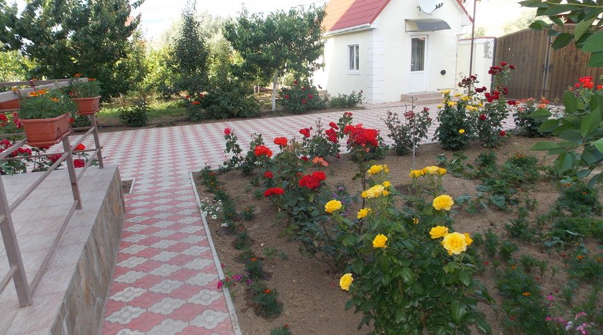 """Изображение частного дома """"Загородный дом на берегу Черного моря"""" #4"""
