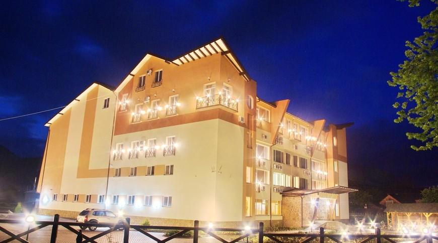 """Изображение готелю """"оздоровчий комплекс Жива вода"""" #1"""