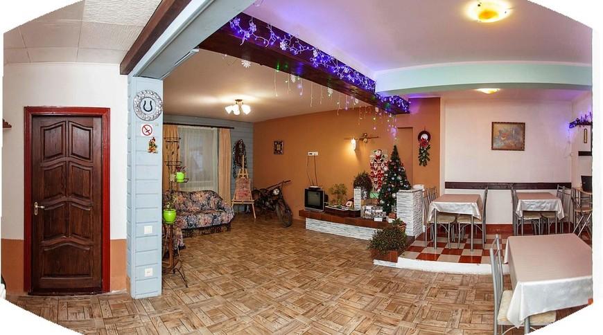 "Изображение гостьового будинку ""ZACHAROWA OSELYA"" #1"