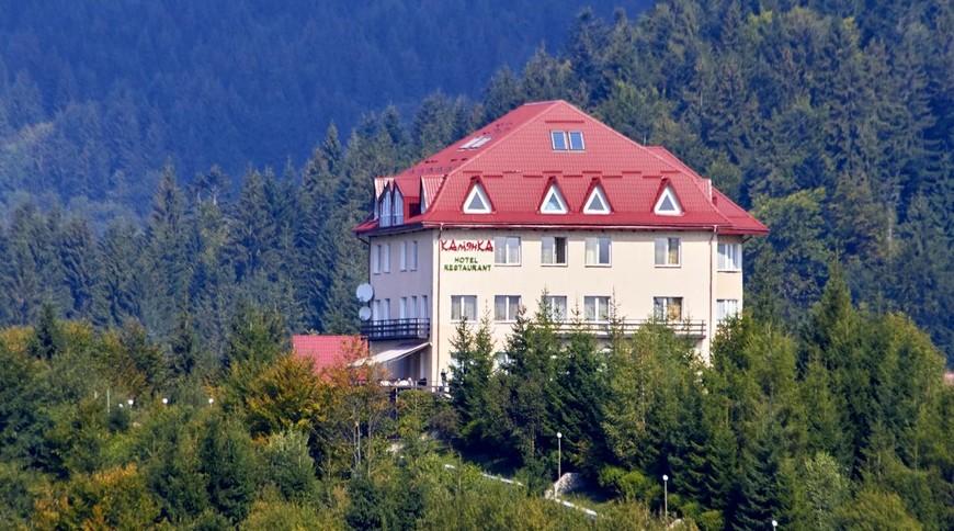 """Изображение отеля """"Камянка"""" #1"""