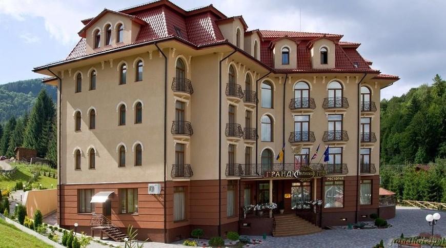 """Изображение отеля """"Пилипец"""" #1"""