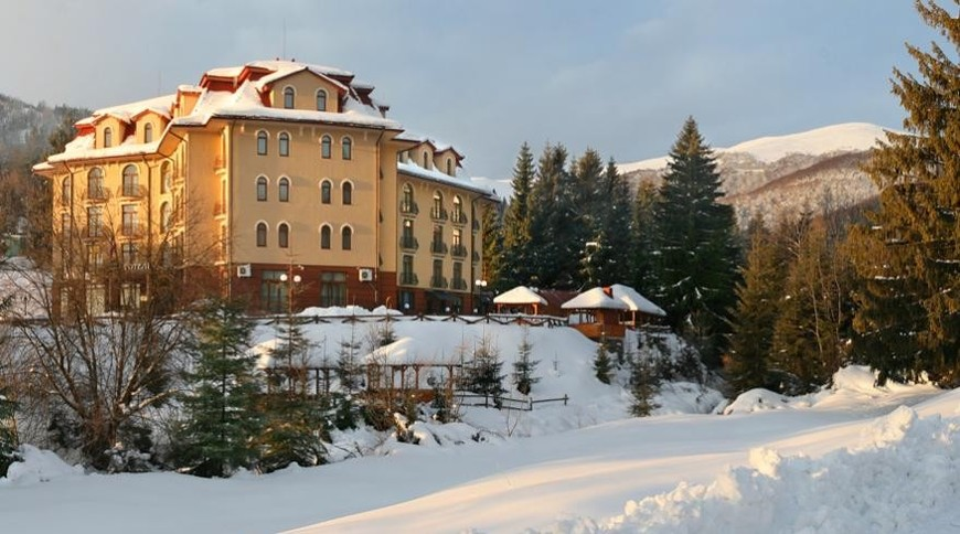 """Изображение отеля """"Пилипец"""" #4"""