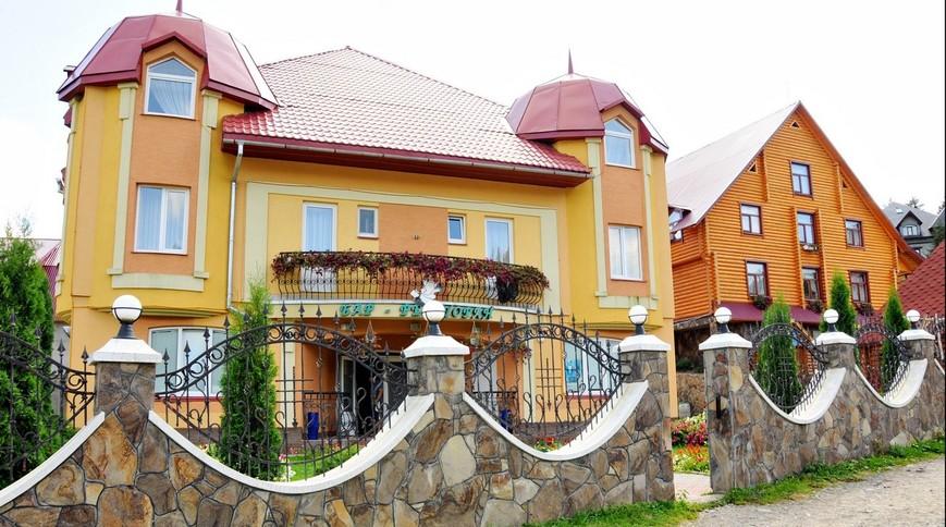 """Изображение отеля """"Шепіт Карпат"""" #1"""
