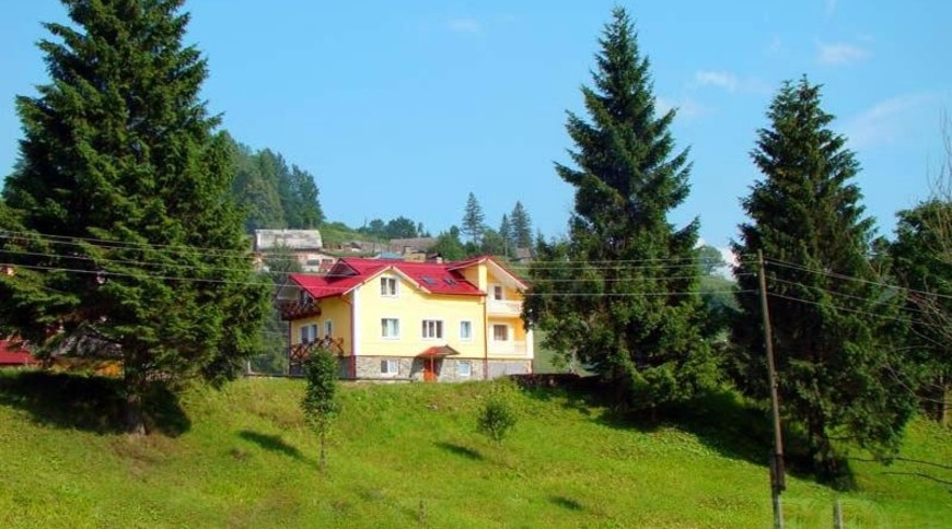 """Изображение готелю """"Karpatskyi Maetok"""" #1"""