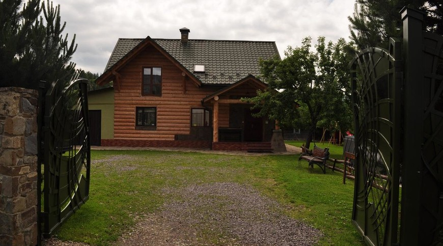 """Изображение отеля """"Kovalska Sadyba"""" #1"""
