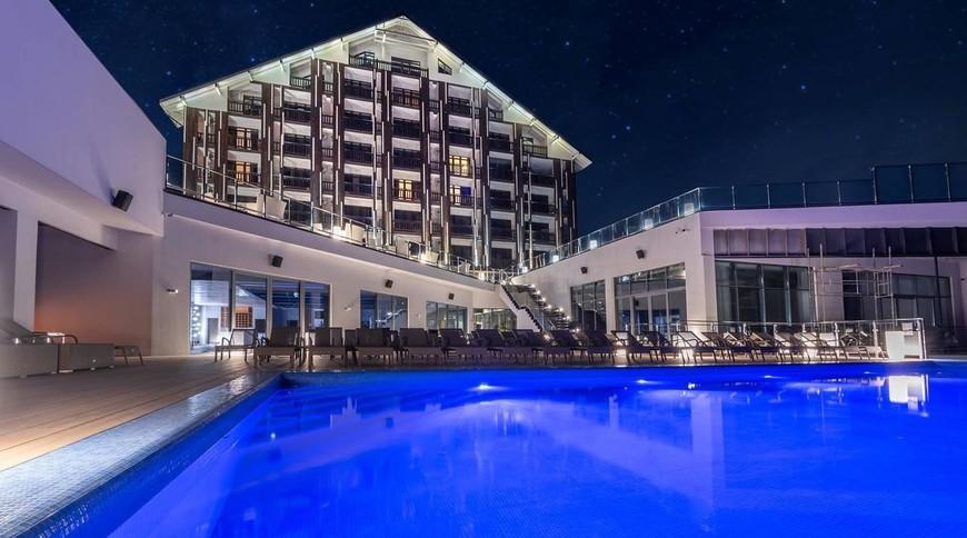 """Изображение отеля """"Park Hotel Fomich"""" #11"""