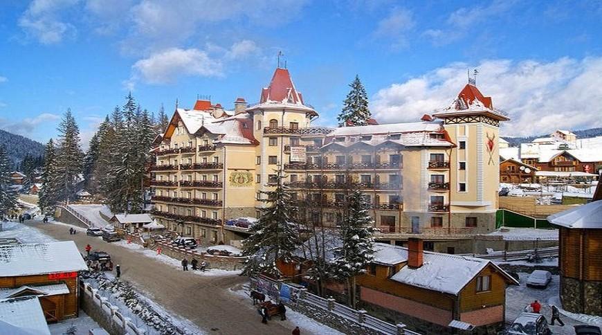 """Изображение отеля """"PATKOVSKI HOTEL"""" #2"""