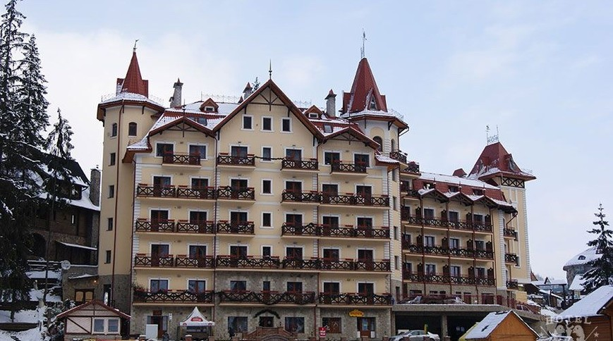 """Изображение отеля """"PATKOVSKI HOTEL"""" #1"""