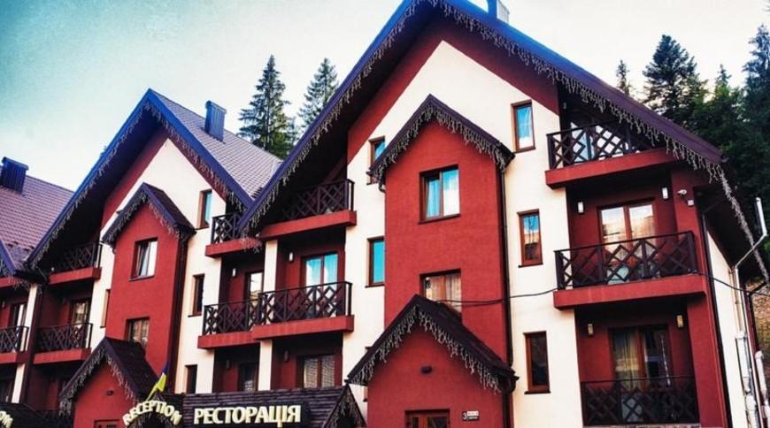 """Изображение отеля """"Karpatski"""" #1"""