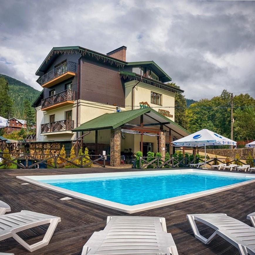"""Изображение готелю """"Villa Billa"""" #1"""