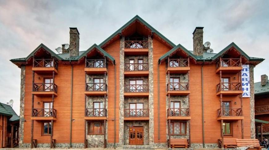 """Изображение отеля """"Lavina Hotel"""" #1"""