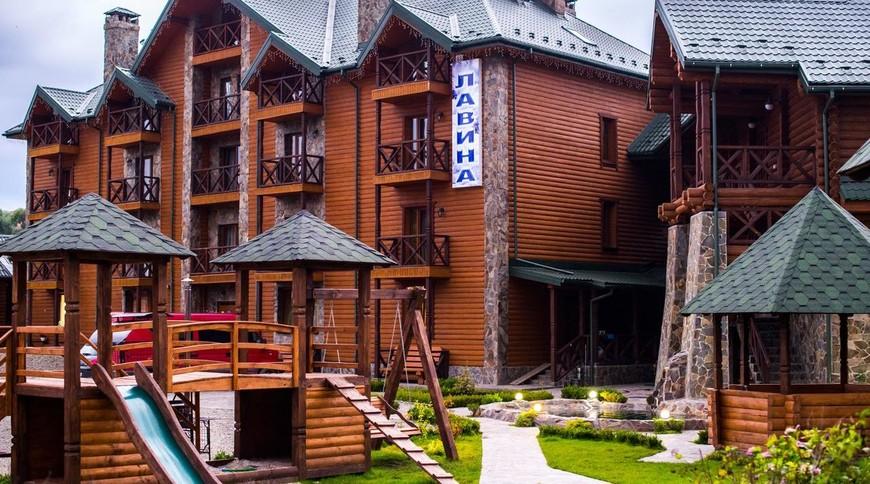 """Изображение отеля """"Lavina Hotel"""" #8"""